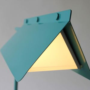 Glide Desk Lamp | Teal
