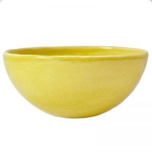 Globe Bowl | Chartreuse