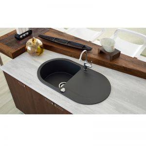 GM Granite Topmount Sink | Model Rosa
