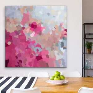 Go Out And Play | Abstract Canvas Print