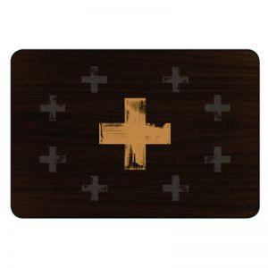 Gold Cross Placemat | CLU Living