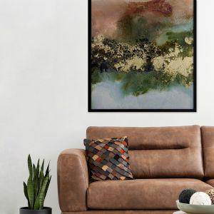 Gold Fever I | Canvas Art Print
