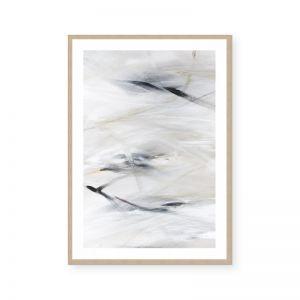 Goose Feathers I | Art Print