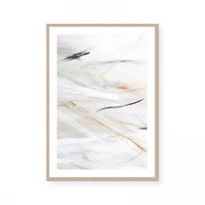 Goose Feathers II | Art Print