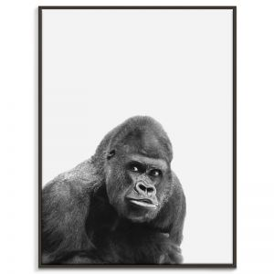 Gorilla | Canvas or Print by Artist Lane
