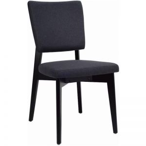 Goya Dining Chair | Black & Twilight