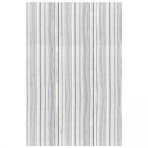 Gradation Ticking | Cotton Woven Rug  182 x 274cm