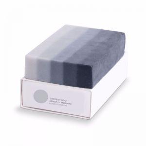 Gradient Soap | Amber & Cardmom | Handmade by Fazeek