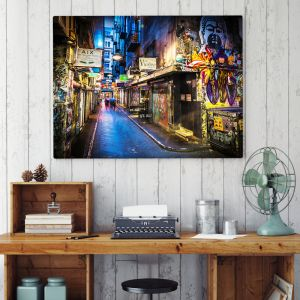 Graffiti Alley Centre Place, Melbourne | Limited Edition Photographic Print or Canvas
