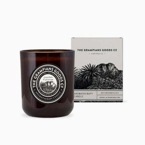 Grapefruit & Geranium Aromatherapy Candle