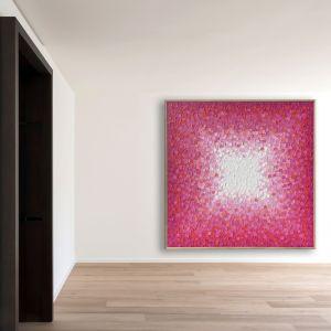 Gravitation Magenta | Original Artwork by Tania Blanchard