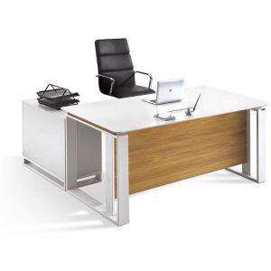 Grayson Executive Office Desk   Modern Furniture
