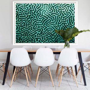Great Barrier Reef | Framed Art