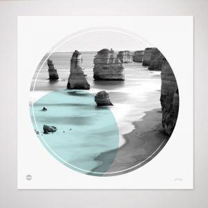 Great Ocean Road | Print by Burbia