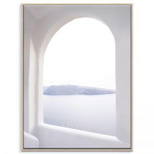 Greek Arch | Canvas or Print by Artist Lane