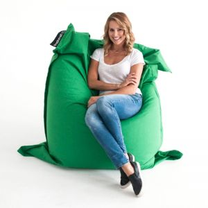 Green Crashmat Beanbag
