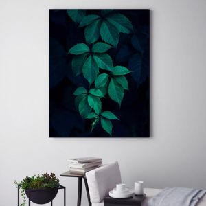 Green Goddess | Canvas Art