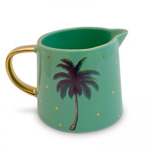 Green Mini Palm jug