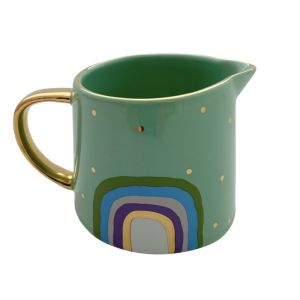 Green Mini Rainbow Jug