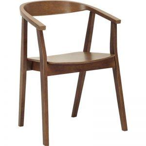 Greta Dining Chair | Cocoa | Modern Furniture