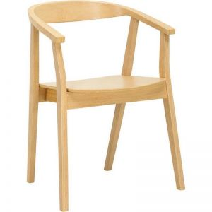 Greta Dining Chair | Oak | Modern Furniture