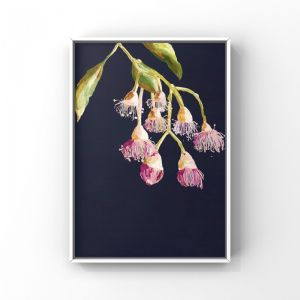 Grotti Flowering Gums | Art Print by Grotti Lotti