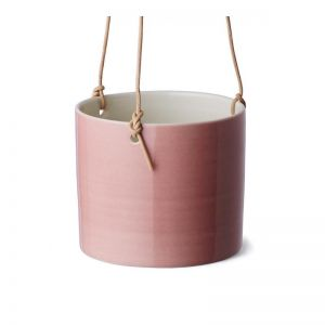Grow | Pink Hanging Flower Pot | Various Sizes | Anne Black