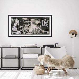 Guernica by Pablo Picasso | Unframed Art Print