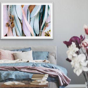 Gum Leaves | Original Pastel Eucalyptus Photographic Print