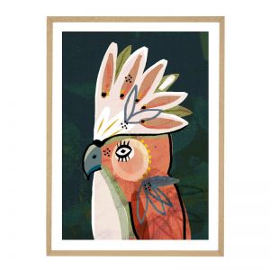 Gurty | Framed Art Print
