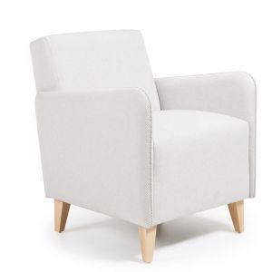 Haddie Upholstered Armchair | Beige