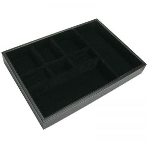 Hafele Wardrobe Drawer Insert with Ring Holder