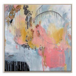 Halo | Julie Ahmad | Canvas or Print by Artist Lane