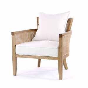 Hampton Club Chair | by Black Mango