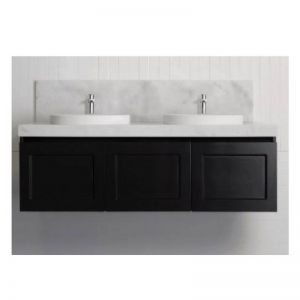 Hampton Style Vanity | Wall Hung | 1200mm