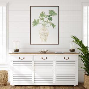 Hamptons Holiday III | Canvas Print
