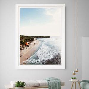 Hamptons Love | Framed Art