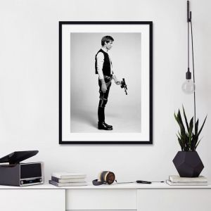 Han Solo | Unframed Art Print
