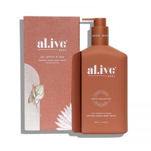 Hand & Body Wash - Fig, Apricot & Sage