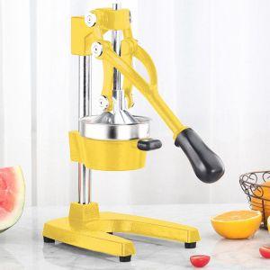 Hand Press Juicer | Yellow