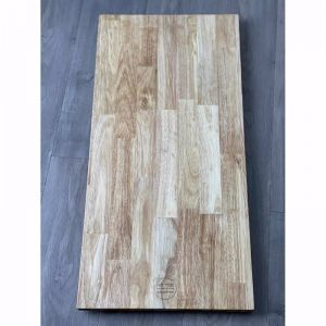 Handcrafted Hardwood Long Rectangle Serving Board