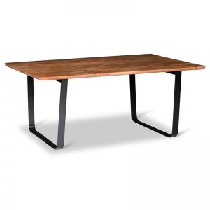 HARLAN Dining Table - 200cm Solid Wood