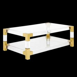 Harlow Lucite Acrylic Console Side Board Table | Customisable