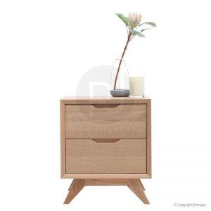 Harper Bedside Table | Oak