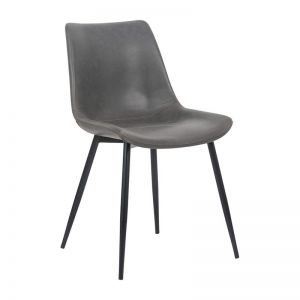 Harper Leatherette Dining Chair