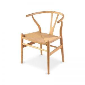 Harper Wooden Dining Chair   Beech