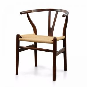 Harper Wooden Dining Chair | Walnut