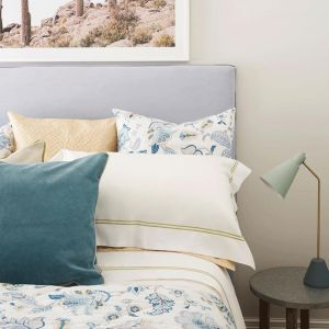Hatfield | Cotton Comforter & European Pillowcases