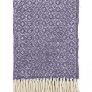 Havanna Wool Blanket   Lavender