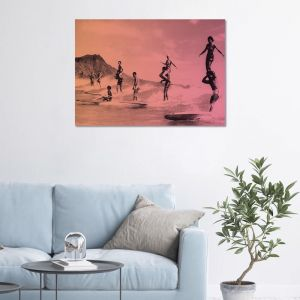 Hawaii | Stretched Canvas or Printed Panel